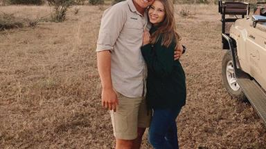Bindi Irwin asks her fans for their best wedding planning tips ahead of her big day