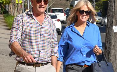 EXCLUSIVE PICS: Samantha Armytage is getting engaged