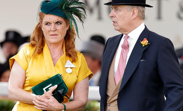 More trouble for Prince Andrew? Fergie dumps former husband