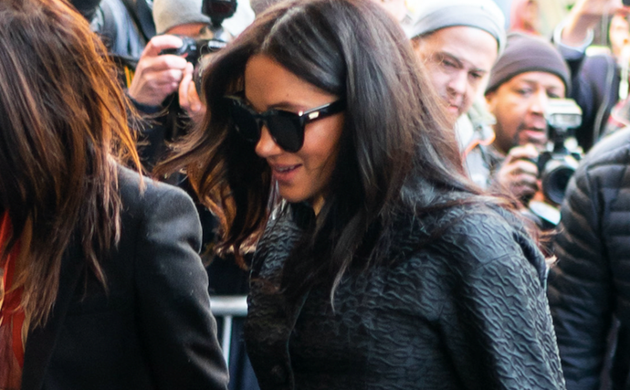 Duchess Meghan flies last-minute to New York City to support Serena Williams