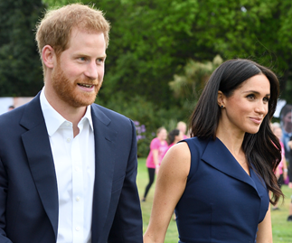 Prince Harry & Duchess Meghan announce what they (and baby Archie!) will be doing on their Africa tour