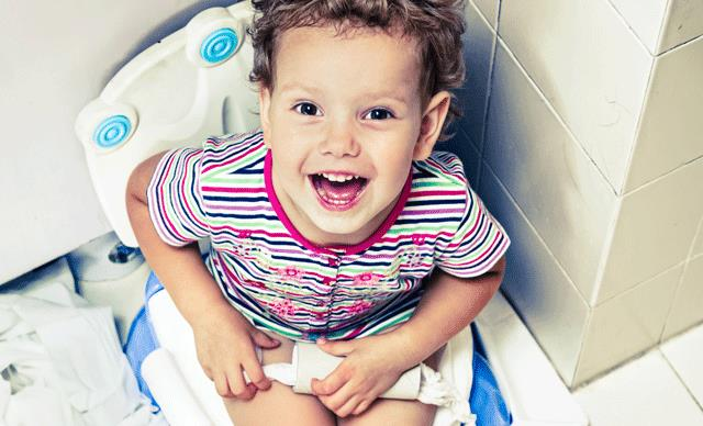 What is the best age to toilet train?