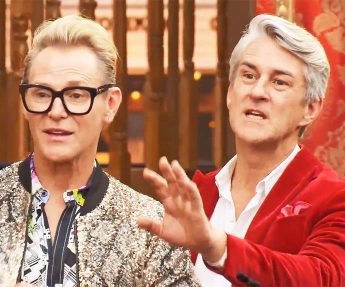 The Block's Mitch and Mark reveal they're offended by Scott Cam's remarks