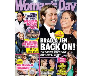 Enter Woman's Day Issue 38 puzzles online!