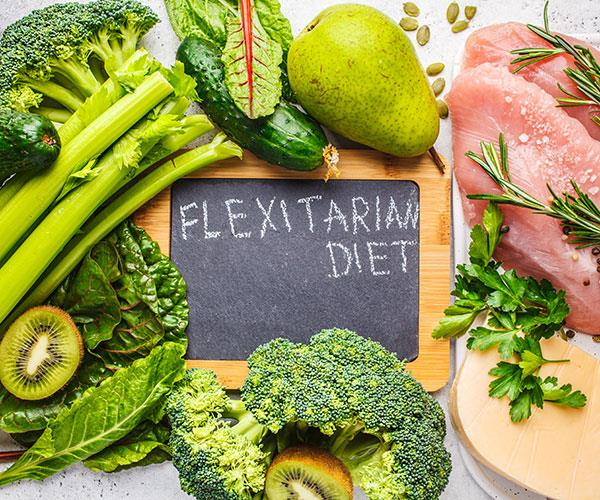 Five easy ways to become a flexitarian and reduce your meat intake