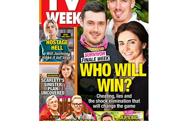 Enter TV WEEK Issue 37 Puzzles Online