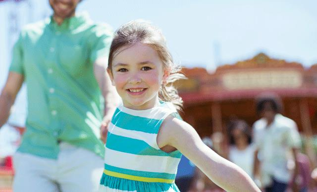 This safety plan will help you avoid losing your child in a crowd