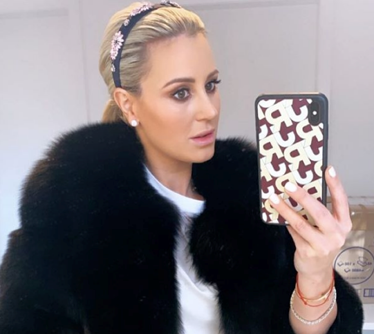 Roxy Jacenko's eye-watering monthly clothing spend has been revealed, and we're gobsmacked