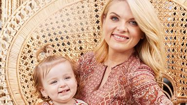 EXCLUSIVE: Erin Molan reveals why she returned to work six weeks after giving birth