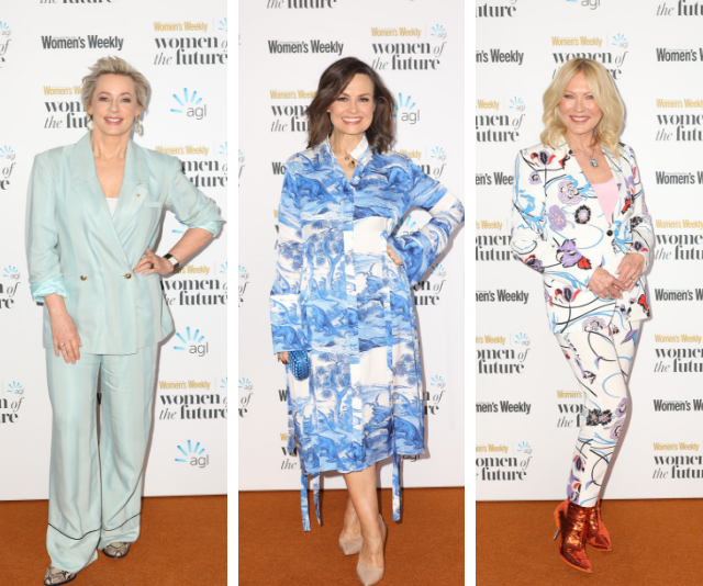 All your favourite celebrities are arriving at the 2019 Women of the Future Awards