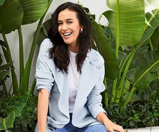 Megan Gale opens up about motherhood and the bittersweet birth of her son