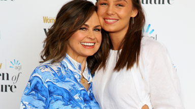 Women of the Future: Lisa Wilkinson shares sweet moment with daughter Billi on the red carpet