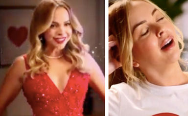 PSA: We just got our first look at Angie Kent in The Bachelorette and she's HEAVEN