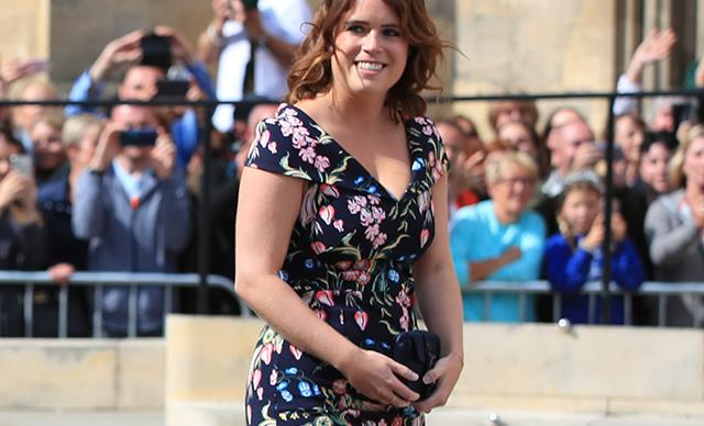 Princess Eugenie visits one of her and Duchess Meghan's famous friends at New York Fashion Week