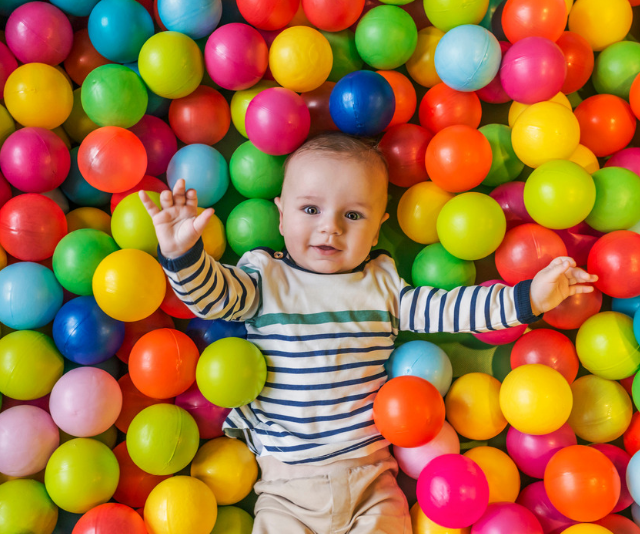 40 of the best baby names inspired by colours and their meanings