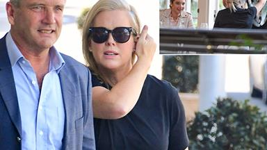 EXCLUSIVE PICS: Samantha Armytage officially meets her new boyfriend's daughters