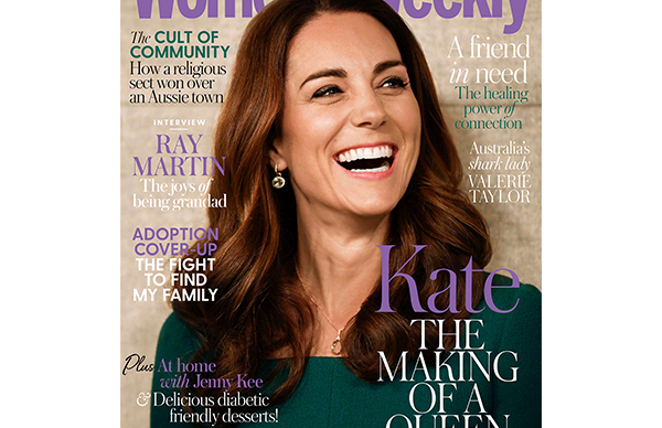 The Australian Women's Weekly October Issue Online Entry