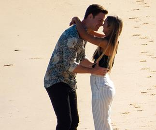 BACHELOR EXCLUSIVE: The pictures that show the moment Chelsie's been waiting for