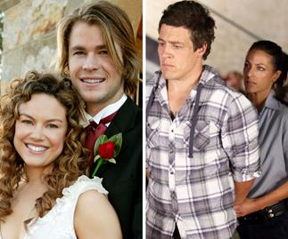 Looking back on Home and Away's most shocking romances