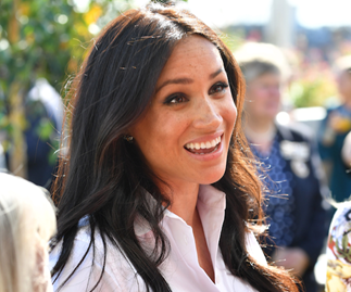 Meghan Markle dished out goodie bags worth hundreds of dollars at her clothing launch