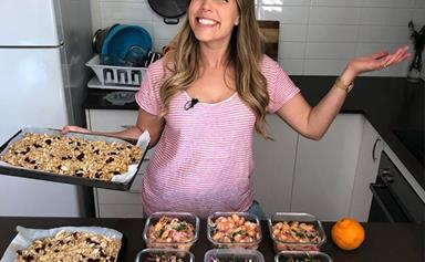 A dietitian shares her top meal prep tips to help you eat healthier and lose weight on a budget