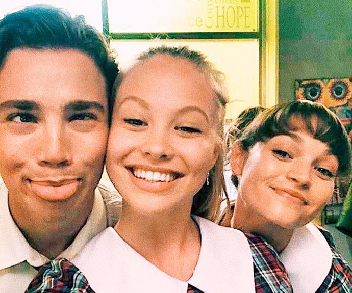 Olivia Deeble says goodbye to Summer Bay for the role of a  lifetime