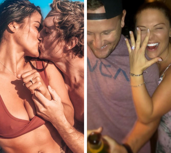 Wedding fever! The Bachelor's Tara and Elora announce engagement on the same day