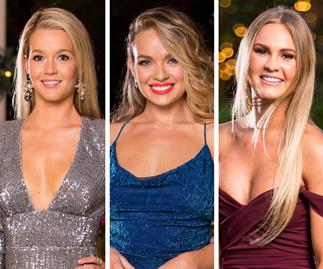 The Bachelor Australia's final three open up about their plans to meet Matt at the end of the aisle