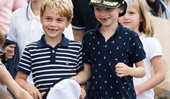 The security measures kids have to go through for a play date with Prince George