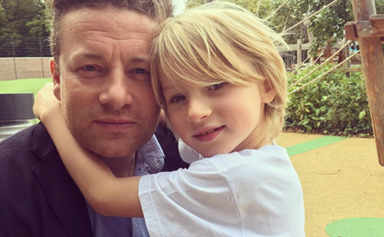 Like father, like son: Buddy Oliver makes his presenting debut on dad, Jamie Oliver's YouTube channel