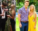 The Bachelor's Matt and Chelsie's road to romance in pictures