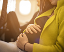 Everything you need to know about flying while pregnant and what to do once you get to your destination