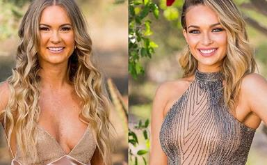 Abbie and Chelsie's finale dresses all but confirm who wins Matt Agnew's heart