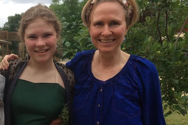 Real life: Why this mum is happy to let her daughter skip school for the climate strike