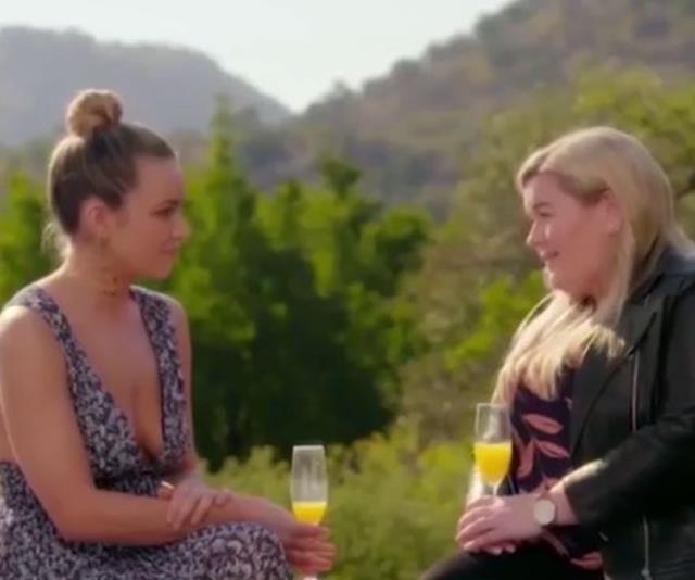 Why Abbie's fight with Kate on The Bachelor finale was the sign she was never going to win