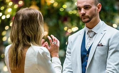 EXCLUSIVE: Angie Kent spills on her brother crashing the Bachelorette mansion