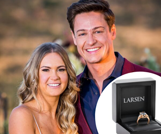 "Everything we know about the $30,000 ""memory"" ring The Bachelor Matt Agnew gave Chelsie"