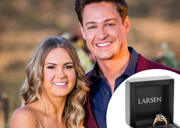 """Everything we know about the $30,000 """"memory"""" ring The Bachelor Matt Agnew gave Chelsie"""