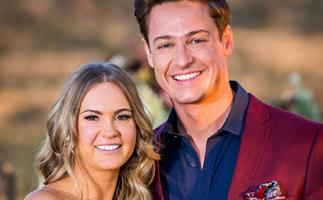 It's over! The Bachelor's Matt Agnew and Chelsie McLeod split two months after finale