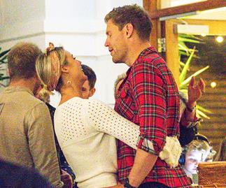 EXCLUSIVE PICS: Are Dr Chris Brown and Liv Phyland getting married?
