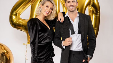 The Loop's Liv Phyland and Scott Tweedie's work relationship is the stuff TV dreams are made of