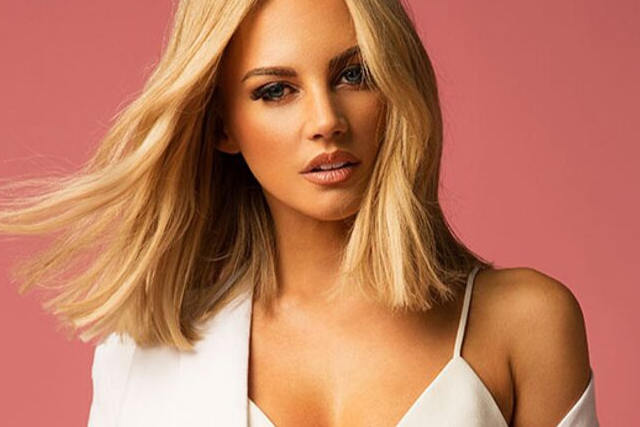 """""""It became therapy for me"""": Samantha Jade reveals how music is her salvation"""