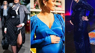 Beautiful celebrity baby bumps: Find out who's due next!