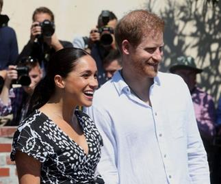 It's official! Prince Harry, Duchess Meghan and Archie have touched down in South Africa for their royal tour