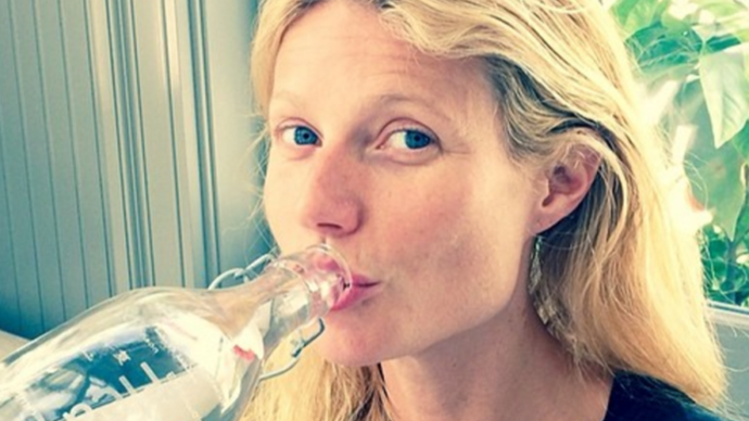Sorry, but drinking lemon water everyday is actually really bad for you