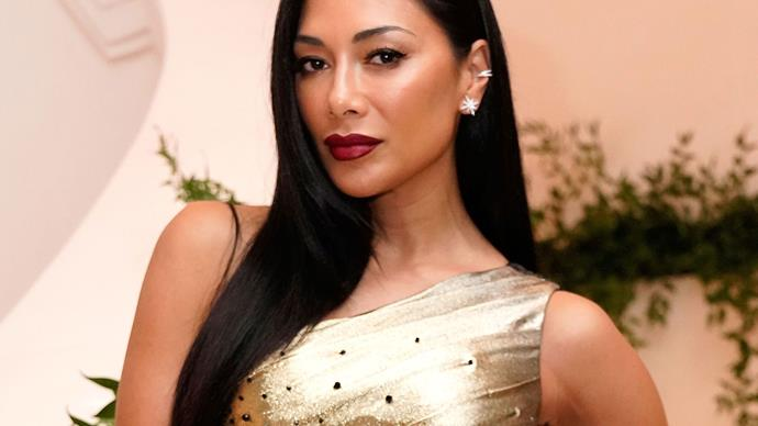 Nicole Scherzinger shares how she achieves her radiant complexion