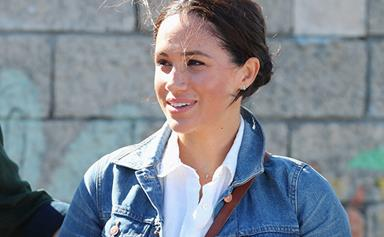 Why isn't Duchess Meghan wearing her engagement ring in South Africa?