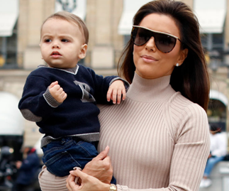 Eva Longoria's sweetest mum moments with baby Santiago