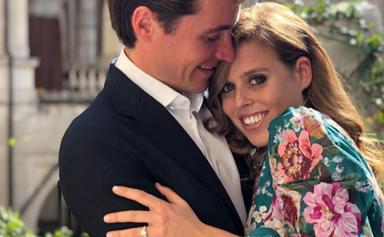 Palace announces Princess Beatrice is engaged to partner Edoardo Mapelli Mozzi