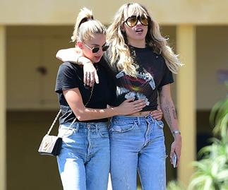 "Miley Cyrus and Kaitlynn Carter reportedly broke up because Miley didn't want a ""serious relationship"""